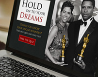 Hold on to Your Dreams Oscar Quiz