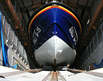 Shoreham RNLI Google 360 business photography