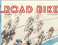 Road Bike Magazine Redesign