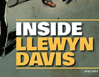 """locandina di """" Inside Llewyn"""" By ARTE IN SCATOLA"""