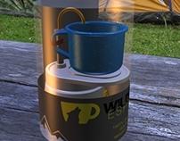 Wilderness Espresso Machine Animation