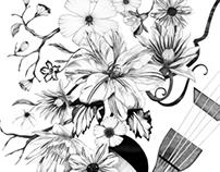 Anna Owens Designs - Flowers