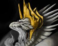King  Dragon - ANTIQUUS
