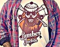 LUMBER JACKIN