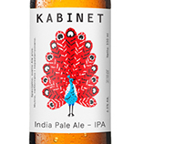 Kabinet Brewery / India Pale Ale IPA
