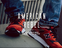 New Balance American Rebel Collection