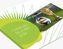 Catálogo Mundial 2014