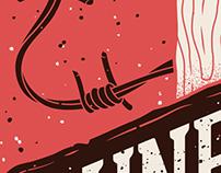 ZAUNPFAHL Concert Poster
