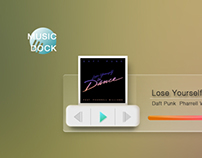 music dock