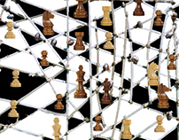 Image of the Week - Chessboard before Squares