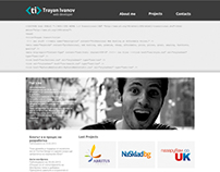 Trayan Ivanov web developer