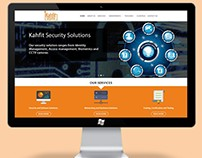 Kahfit Security Solutions.