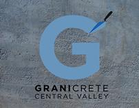 Granitcrete Logo Concept