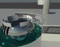 Water Muesum 3D