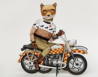 "Fantastic ""Mr. Fox"""