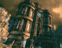 Level Design Of Tower In UDK