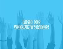 Red de Voluntarios - Thank You Card
