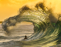 Sandy's Shorebreak