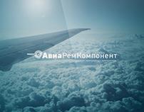Avia repairing company | Logo