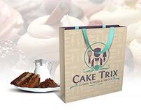 Cake Trix - Logo