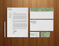 Moss London - Branding Project