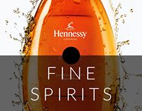 FINE SPIRITS ADVERTISING