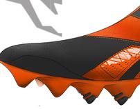 Reebok Football Shoe Concept