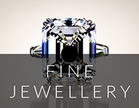FINE JEWELLERY ADVERTISING