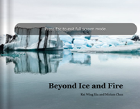Beyond Ice and Fire