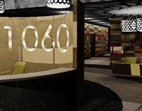 1060 Hotel Boutique - Lobby / Restaurante