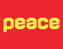 Carisma Charity Peacekit Branding