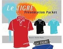 Le TIGRE Branding