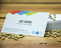 Feeding Children Everywhere Business Cards