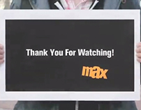 Cinemax Thank You for Watching