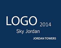 LOGO sky Jordan & Jordan Tower