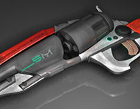 """Si-Fi Gun """"SM"""""""