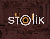 Stolik. Logo, visual Identity.