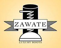 ZAWATE. LUXURY BOOTS.
