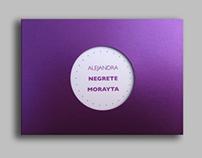 TARJETAS PERSONALES diseño gráfico / stationary design