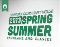 Spring/Summer 2013 Program Guide