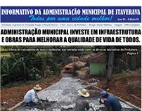 Informativo da Adm Municipal de Itaverava