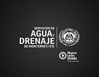 Agua y Drenaje - Social media content