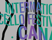 International Cello Festival Of Canada