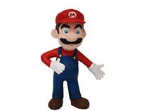 Mario Bros' miniature 2