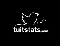 Branding Tuitstats.com