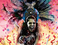 Brazilian Night Carnaval Edition