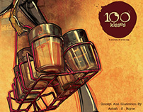100 kisses- A journey of a cutting chai.