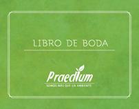 Libro Praedium (Catalogo).