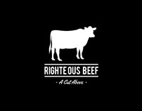 Righteous Beef Process Book