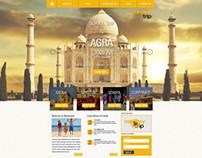 Mindmytrip Website Design
